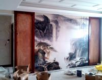 艺术背景墙